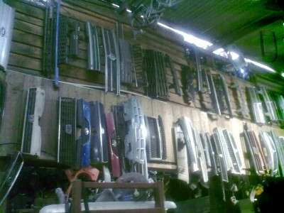 CAR HALFCUT SHOP FOR SECOND HAND PARTS KEDAI POTONG 4