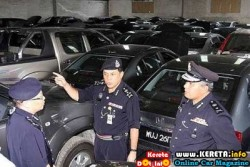 CAUGHT! BIGGEST CAR THEFT SYNDICATE - 98 CARS WORTH RM8 MILLION!