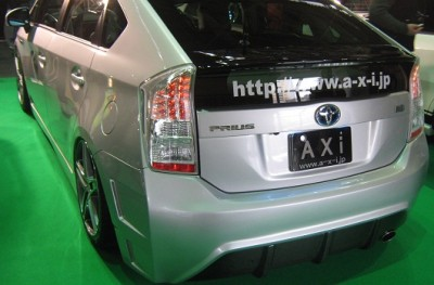 MODIFIED PRIUS BY AXI