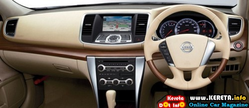 NEW NISSAN TEANA WITH AEROKIT