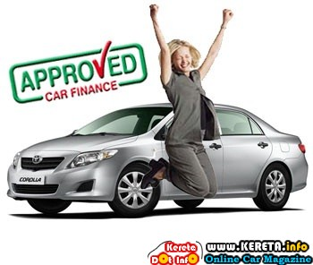 TYPE OF CAR FINANCING - CAR LOAN SCHEME