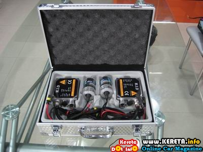 HID LIGHTS - AFTERMARKET HIGH INTENSITY DISCHARGE LIGHT HEAD LAMP ILLEGAL INSTALLATION (1)