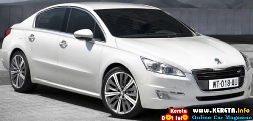 NEW PEUGEOT 508 IN MALAYSIA