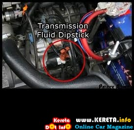 auto manual gearbox transmission fluid oil level minyak gear check