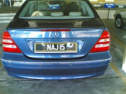 BUY OLD REGISTRATION PLATE NUMBER - NOMBOR PLAT LAMA