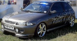 EXTREME MODIFIED SATRIA GTI FANS OVERSEA