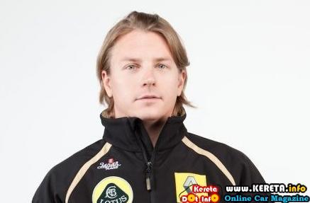 Kimi Raikkonen LRGP