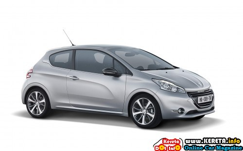 Peugeot 208 2013 widescreen 05 500x312