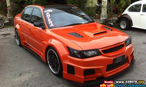 modified TOYOTA COROLLA AE101