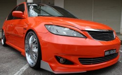 ANTERA MODIFIED HONDA CIVIC