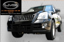 LMG TREKKER 2.2L PICK-UP TRUCKS EXPORT TO INDONESIA LM AUTO STAR MALAYSIA