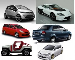CAR CATEGORY CLASSIFICATION - VEHICLE TYPE DEFINITION