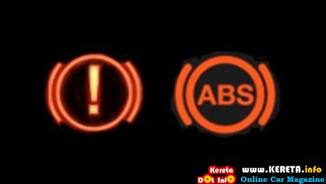 Car Warning Light ABS Brake 460x261