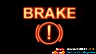 Car Warning Light Brake