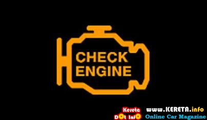 Car Warning Light Check Engine