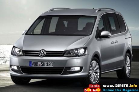 VOLKSWAGEN MPV VW SHARAN 2.0 TSI spec 460x306