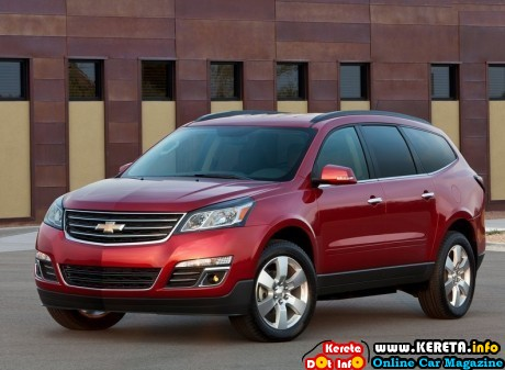 Chevrolet Traverse 2013 800x600 wallpaper 01 460x337