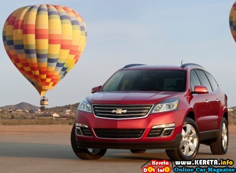 Chevrolet Traverse 2013 800x600 wallpaper 02 460x337