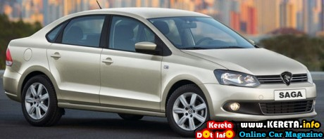 Proton Saga Replacement VW Polo