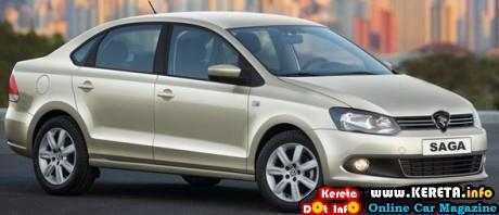 Proton Saga Replacement VW Polo