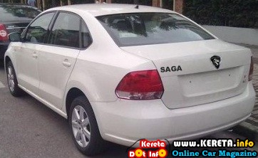 Proton Saga Replacement VW Polo sedan malaysia