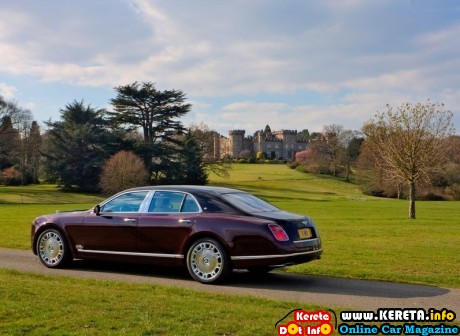 Bentley Mulsanne фото 94624 авто…