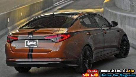 Kia Optima Blake - Rear
