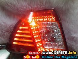 SAGA BLM TAIL LAMP LED RM300
