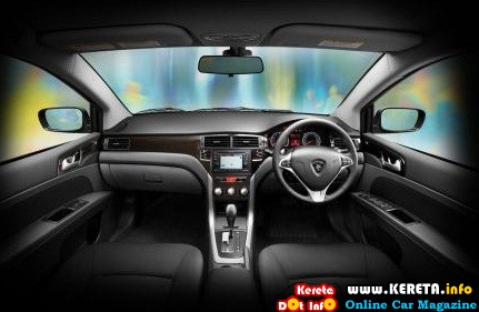 preve interior dashboard