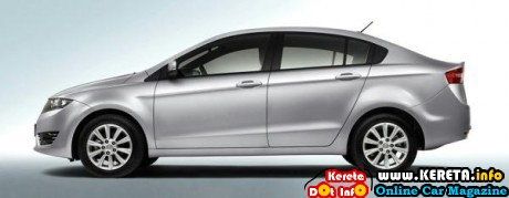 proton preve side view
