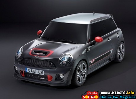 Mini John Cooper Works GP 2013 800x600 wallpaper 02 460x336