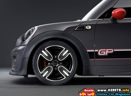 Mini John Cooper Works GP 2013 800x600 wallpaper 09 460x337