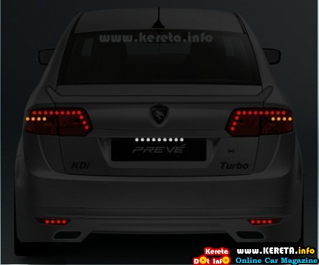 modified preve SE rear tail lamp night led 460x383