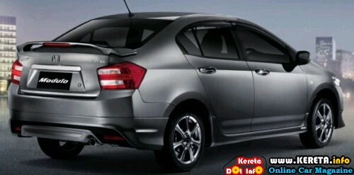 wpid All new honda city modulo aero package bodykit