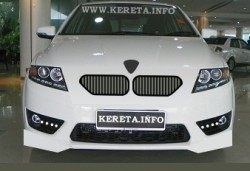 MODIFIED PREVE BODY KIT BMW BUMPER GRILLE SKIRTING