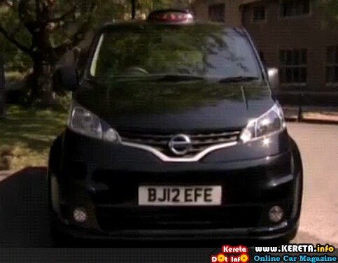 NV200 model is 50% more fuel & CO2 efficient than most efficient