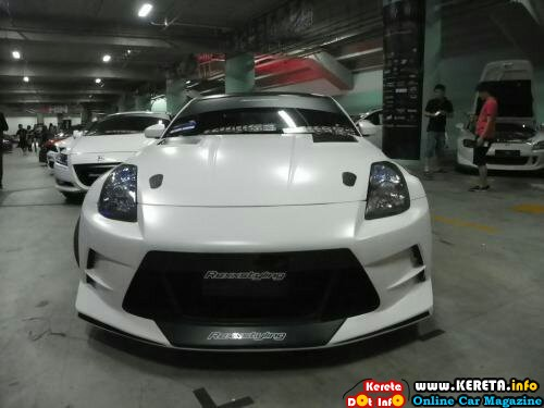 wpid Modified 350z fairlady custom body kit bumper