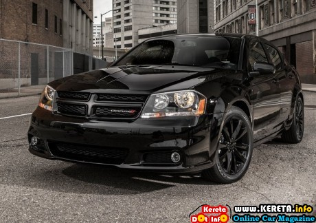 Dodge Avenger Blacktop Edition 2013 800x600 wallpaper 03 460x324