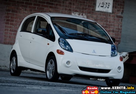 Mitsubishi i MiEV US Version 2012 800x600 wallpaper 01 460x319