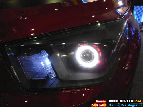 wpid Pickup truck led projector headlamp