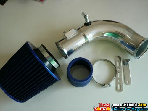 wpid racing sport air filter ram pipe kit proton inspira mivec lancer