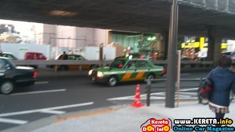 japan classic taxi