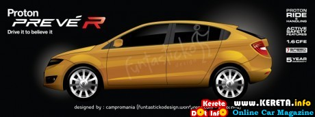 p3 22a hatch back proton preve modified 460x171