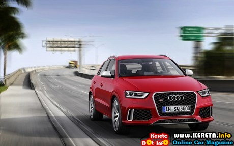 Audi RS Q3 2014 widescreen 11 460x287