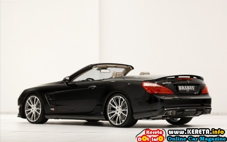 BRABUS 800 Roadster based on the Mercedes SL 65 AMG 2013 widescreen 15 460x287
