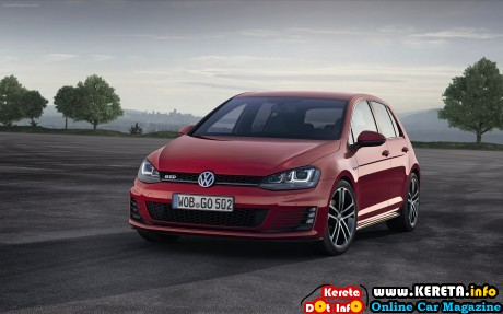 Volkswagen Golf GTD 2014 widescreen 03 460x287