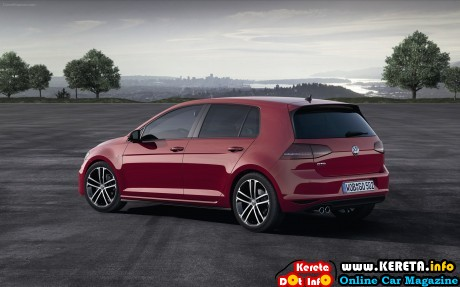Volkswagen Golf GTD 2014 widescreen 04 460x287