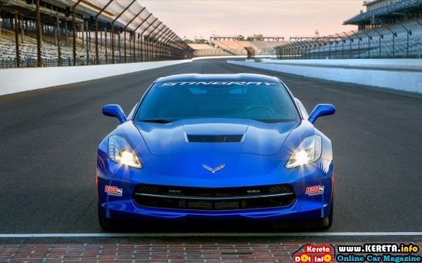 chevrolet corvette stingray indy 500 pace car 2014 widescreen 09 600x375