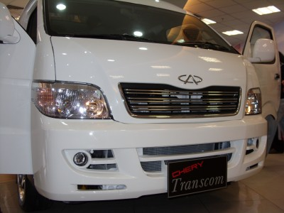CHERY TRANSCOM 2.0 TCI PREVIEW SPECIFICATION - 14 SEATER VEHICLE