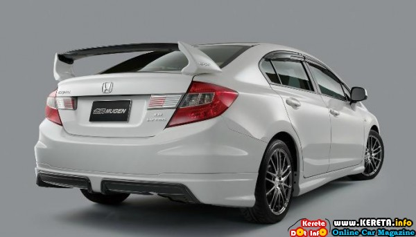 New Honda Civic 2 0l Malaysia Specification Review